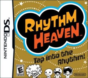 rhythm heaven cover art